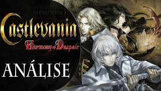 Castlevania:Harmony of Despair. Análise