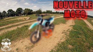 NOUVELLE MOTO , NOUVEAUX PROJETS #pitbike
