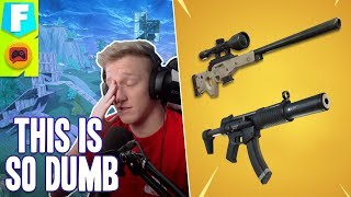 Fortnite News - France Patch 7.3 Breakdown - Modifier les constructions ennemies, Driftboard, Vaulted Sniper et plus