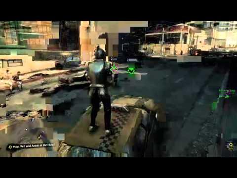 Zombie Massacre on Dead Rising 3 |