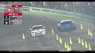 Formula Drift Orlando - James Deane vs Jhonnattan Castro / BEST BATTLE