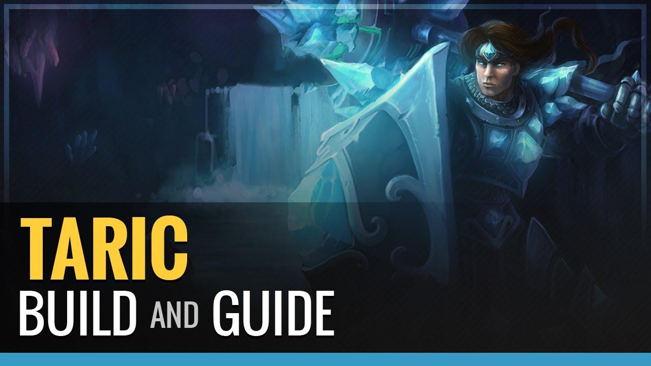 LoL 9.8 Taric Build Guide - ARAM NA - METAsrc