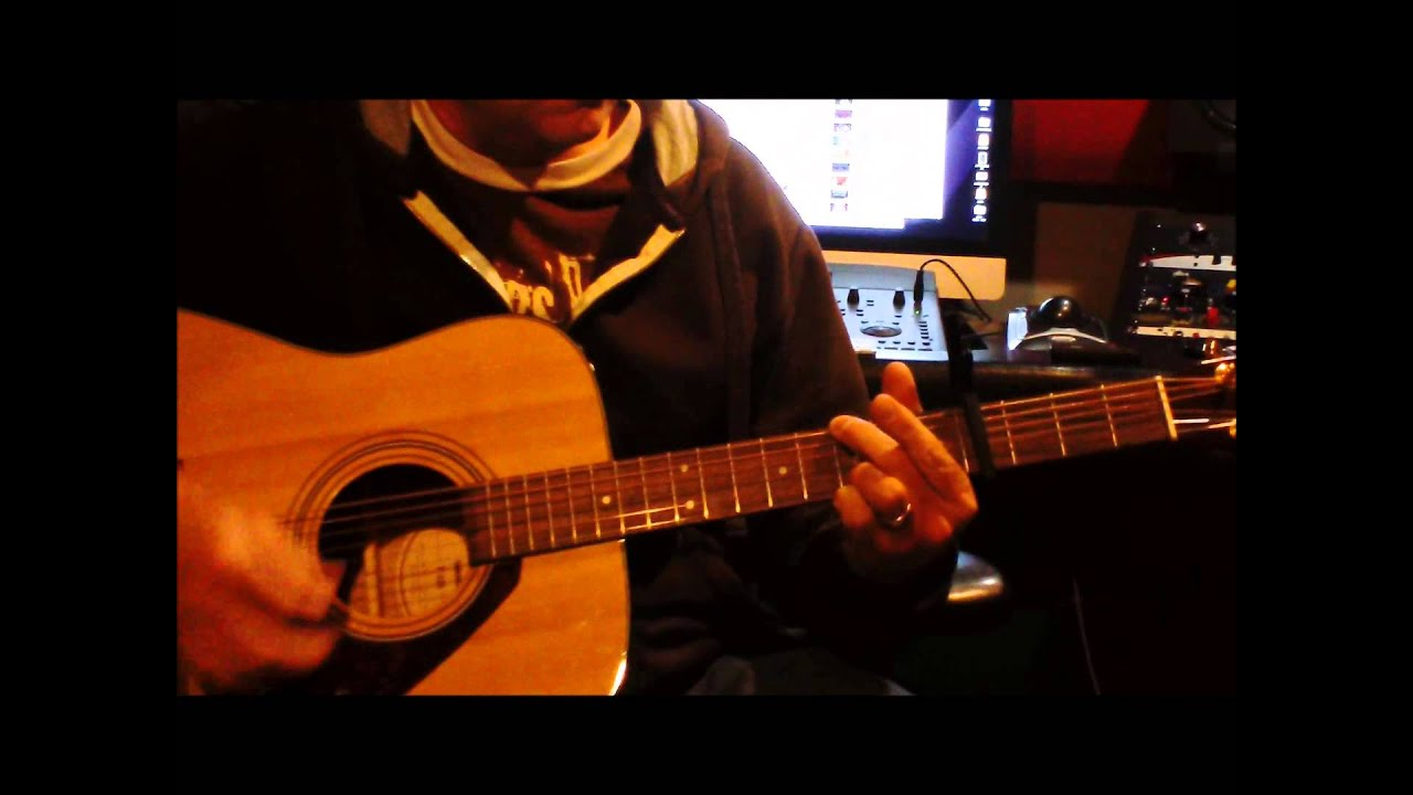 how to play vicious circles by aaron lewis acoustic guitar lesson youtube. Black Bedroom Furniture Sets. Home Design Ideas