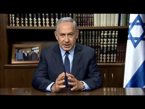 PM Netanyahu addresses the Jerusalem Post Annual Conference