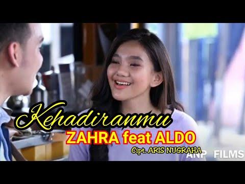ZAHRA Feat ALDO - KEHADIRANMU Cipt. Aris Nugraha | Tukang Ojek Pengkolan