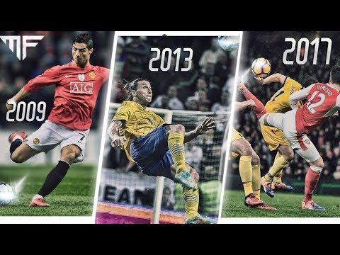 Puskas award | All goals 2009-2017 | Best goal of the year | HD