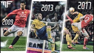 Puskas award | All goals 2009-2017 | Best goal of the year | HD