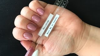 Mixing Colours with GelMoment - Real Nail Application