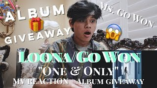 "LOONA (Go Won) - ""One & Only"" ★ MV REACTION [Queen of Rap] + ALBUM GIVEAWAY - Stafaband"