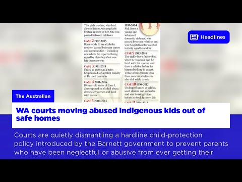 Here are the Top Headlines for Australia - 21 Aug, 2017