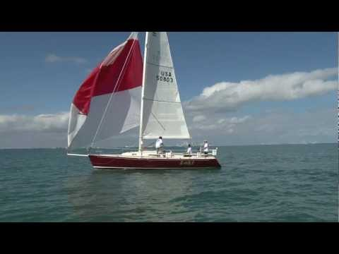 Top Down Furler by EuroMarine and Karver