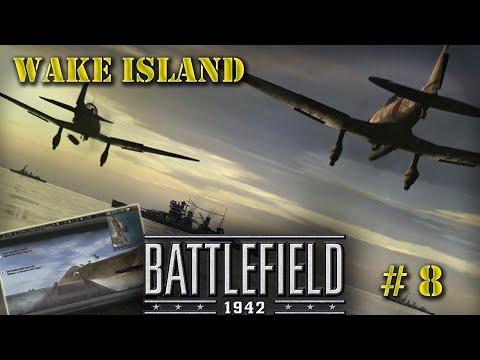 Battlefield 1942 multiplayer game #8. Wake Island