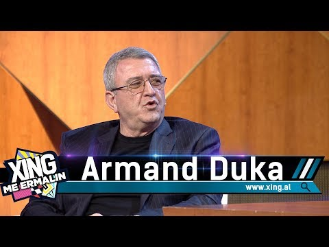 Armand Duka shau fansin nga nena