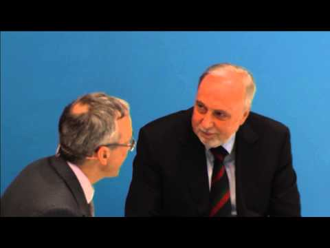 Michael G. Feist, Stadtwerke Hannover(Enercity), Energy 2.0-Talk-zu Gast bei Wingas (E-world 2013)