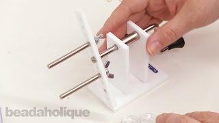 How to Use the Beadalon Tassel Maker Tool