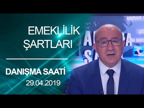 Danışma Saati 29.04.2019 - Medya24 TV