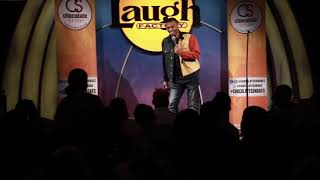 Lewis Belt Obama of Strippers Spirit Airlines Experience Stand Up Comedy