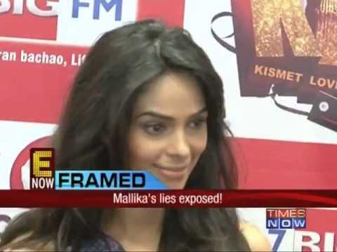 Mallika embarrasses India at Cannes