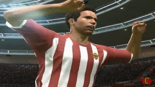 PES 2014 Online Multiplayer Gameplay Trailer 【HD】