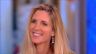 Ann Coulter on Antifa Protesting Outside Tucker Carlson's House