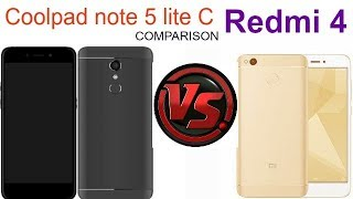 Coolpad Note 5 Lite C Review In Hindi & Comparison With Redmi 4 In Hindi