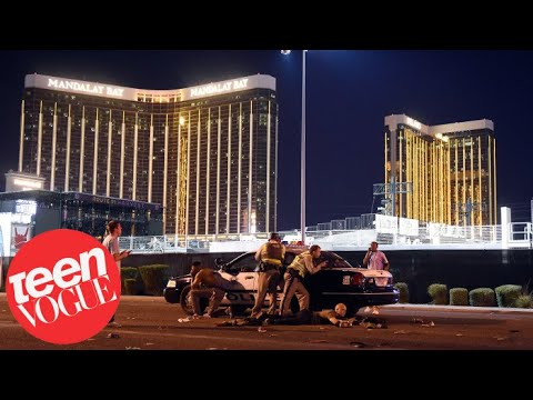 The Las Vegas Shooter Was NOT A Lone Wolf | The Teen Vogue T