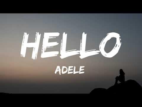Adele - Hello (Lyrics)