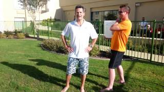 Justin Segal - President Of Boxer Property - Als Ice Bucket Challenge