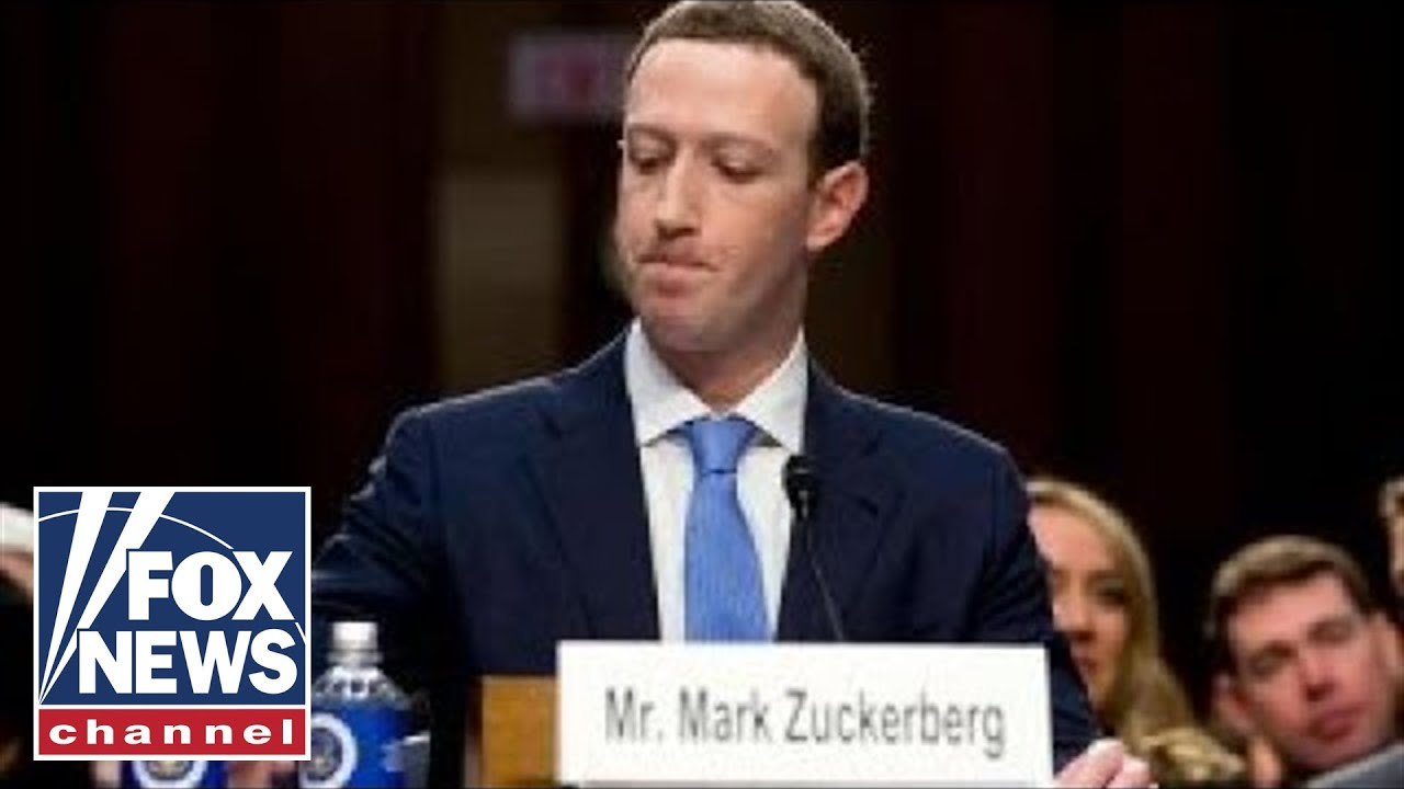 Facebook CEO takes questions on Capitol Hill