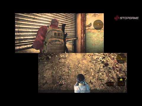 Resident evil revelations 2 как играть вдвоем steam