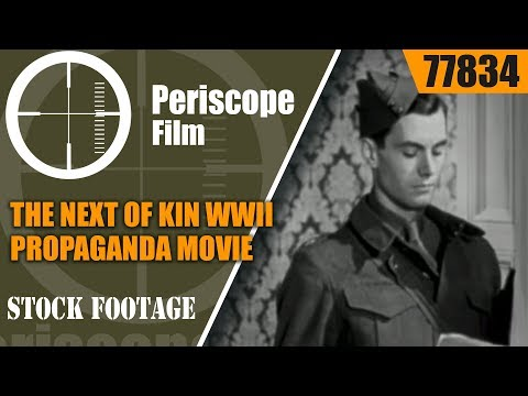 THE NEXT OF KIN  WWII PROPAGANDA MOVIE  EALING STUDIOS 1942 PART 1  77834