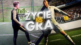 FIFA 18 VS Prawdziwe ŻYCIE! Najlepsze zwody odc 1! PNTCMZ