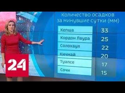 """""""Погода 24"""": военные помогут в ликвидации последствий паводка под Волгоградом - Россия 24"""