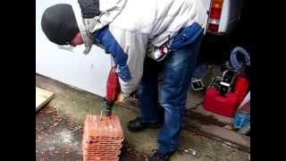 Крепеж для газобетона, керамоблока, ракушняка и шлакоблока - часть 1 with Epic Fails(, 2015-01-02T16:15:02.000Z)