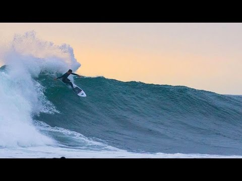 Cold Water Barrels in Chile | Chasing the Shot: Part 2