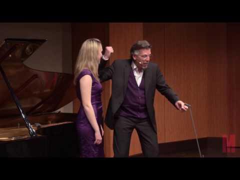 2016 Thomas Hampson Voice Master Class