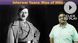 wh ww2 hitler the rise of nazism in germany in interwar years