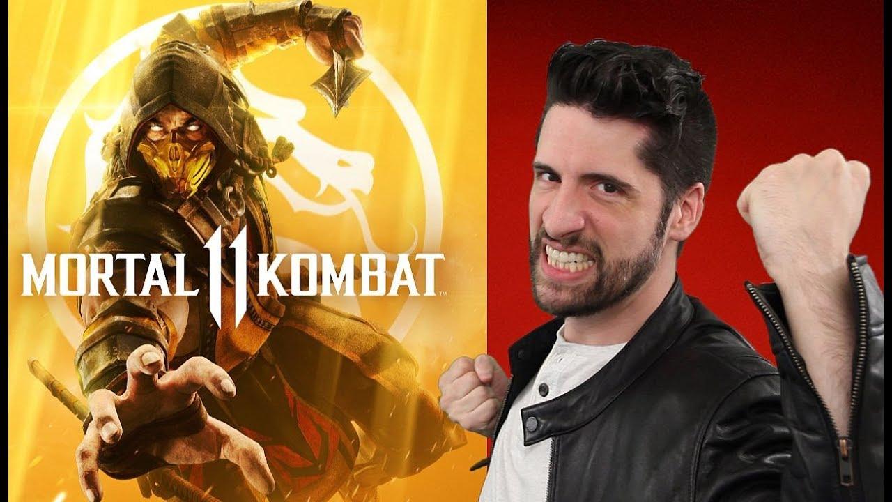 Mortal Kombat 11 - Game Review thumbnail