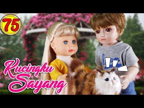 #75 Kucingku Sayang - Boneka Walking Doll Cantik Lucu -7L   Belinda Palace