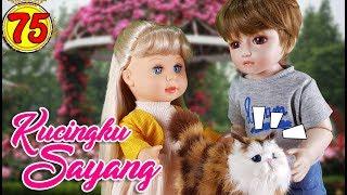 #75 Kucingku Sayang - Boneka Walking Doll Cantik Lucu -7L | Belinda Palace