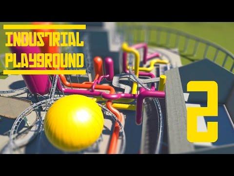Planet Coaster | Industrial Playground - Part 2