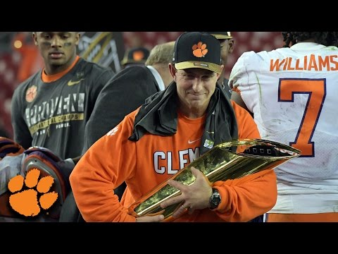 Dabo Swinney On National Title: It's Special for Clemson Nation