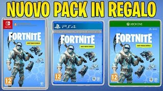 SOME UPDATE ON THE CHANNEL! PACK IN REGALO COMPRANDO THE CD OF FORTNITE!