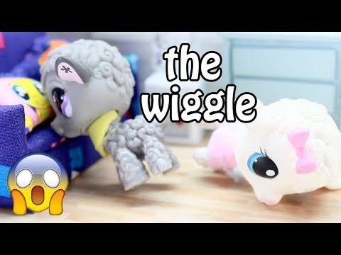 LPS - THAT WIGGLE THOUGH (FUNNY SKIT)