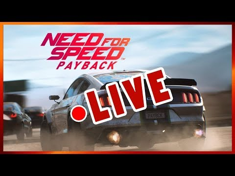 LIVE - NEED FOR SPEED: PAYBACK - EARLY ACCESS - ROMANIA GTX 1060 + fx6300