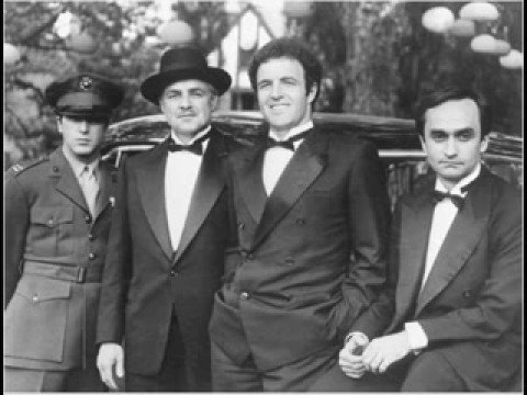 The Godfather - Tarantella Napolitana