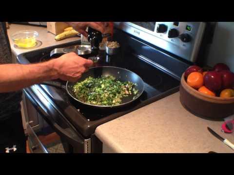 Protein Veggie Rice