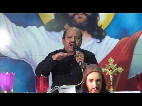 008-RRC Bangalore -Talk and Night Vigil by Br Thomas Paul  5th May 2017