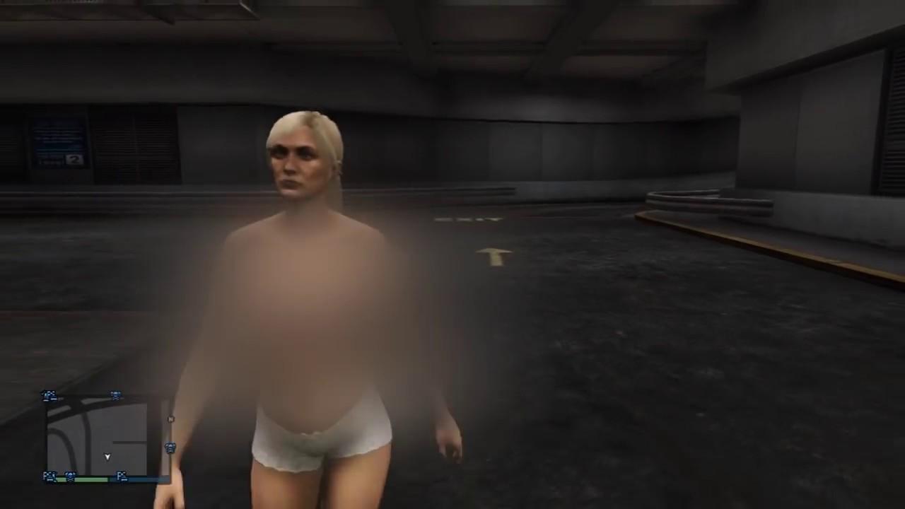 GTA 5 Hooker Glitch - YouTube