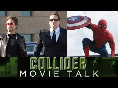 Jon Favreau Returns To Marvel For Spider-Man: Homecoming - Collider Movie Talk